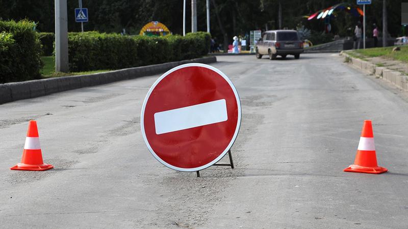 16 сентября перекроют дороги в центре Вологды