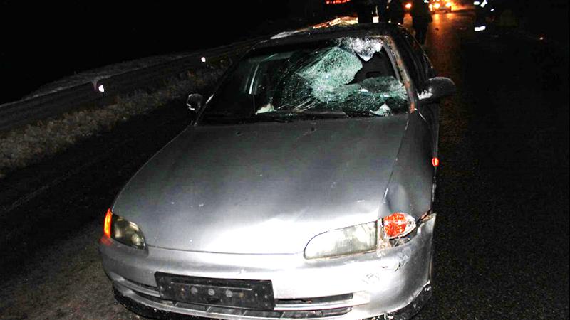В Вологодском районе насмерть сбили пешехода