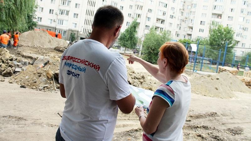 Активисты «Народного фронта» продолжают оценивать результаты ремонта улиц Вологды