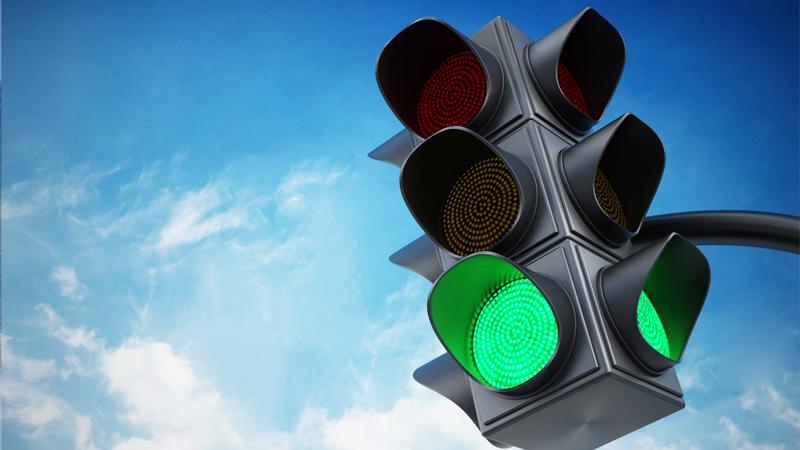 Светофор на перекрестке улиц Мира-Чехова будет работать в трех режимах в зависимости от времени суток
