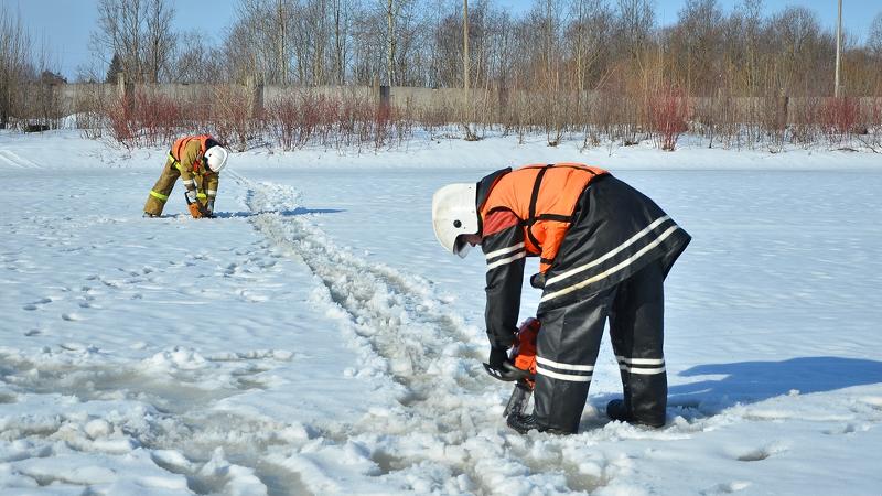Ледорезные работы на Михальцевской плотине проведут в середине марта
