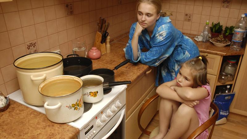 В Вологде сегодня начались отключения горячей воды