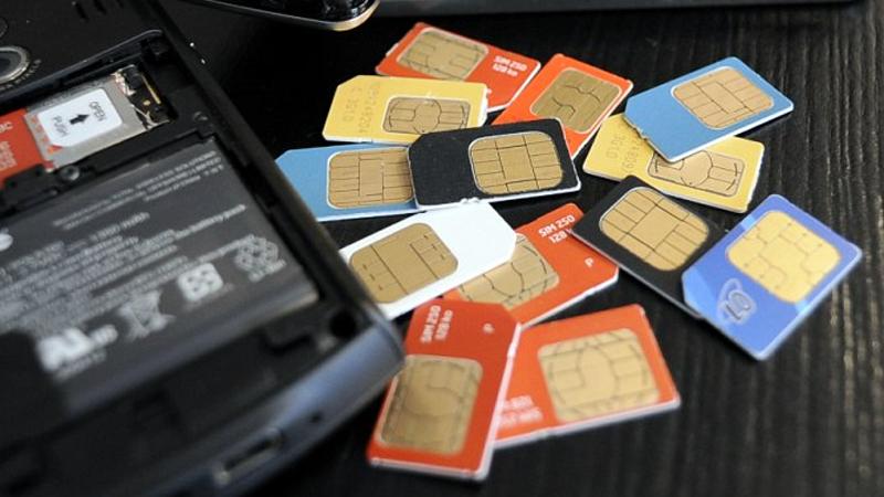 Вологжане незаконно торговали сим-картами