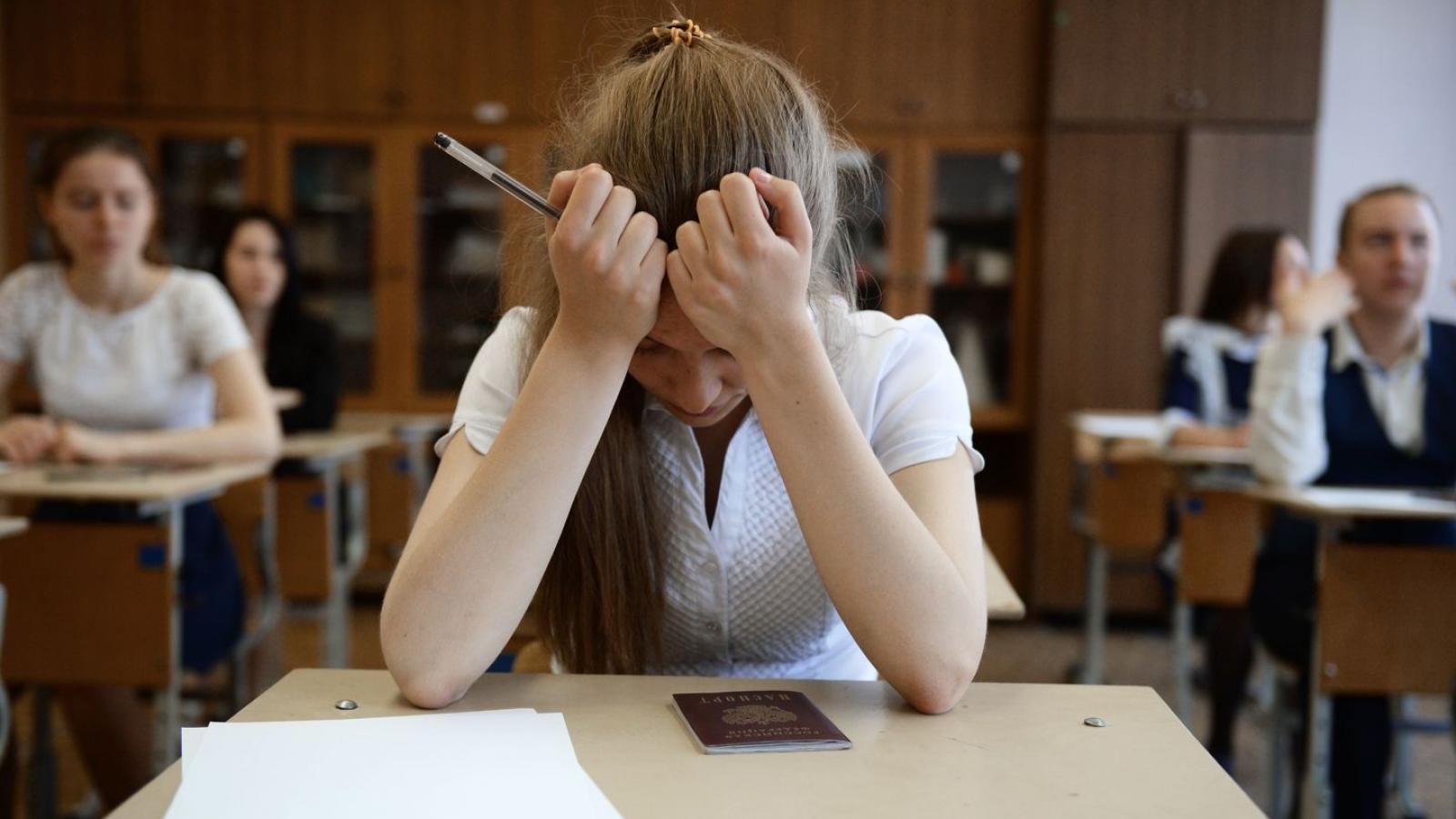 ЕГЭ по математике не сдали 75 человек на Вологодчине