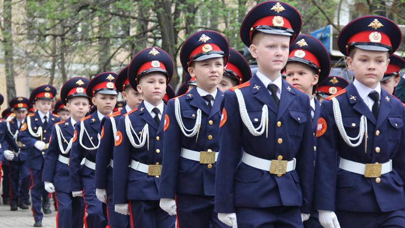 В Вологде появятся новые кадетские классы