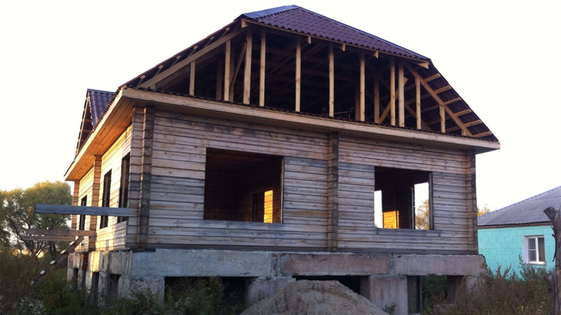 В России увеличен налог на недостроенные дома