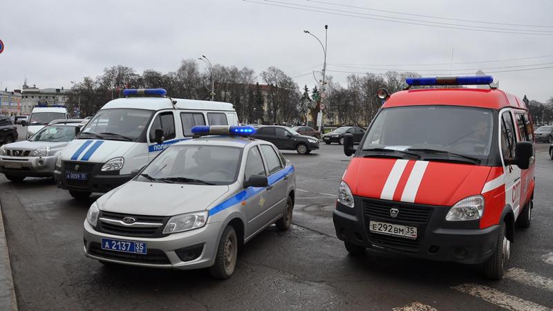 В зданиях банка в Вологде не обнаружили взрывчатки
