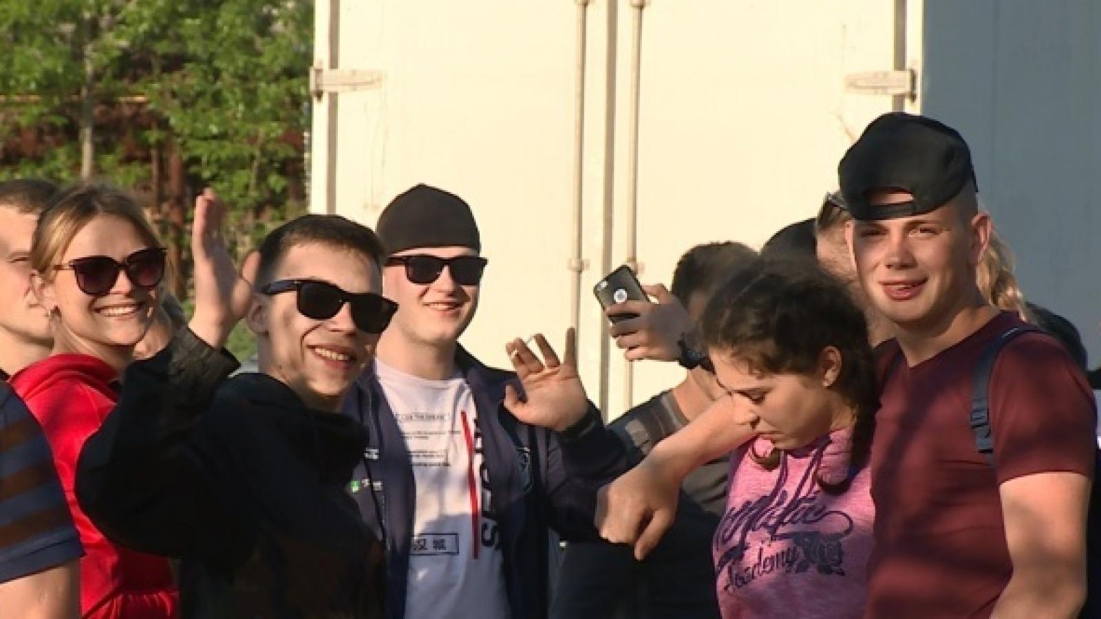 Призывников из Череповца отправили в элитные войска страны
