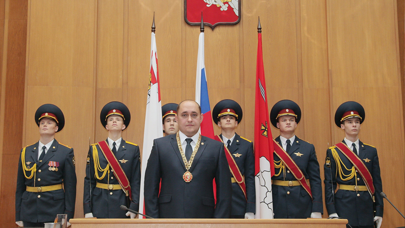 Главой Вологды стал Юрий Сапожников