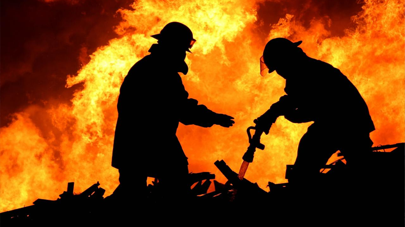 В Шексне в пожаре погиб 5-летний мальчик