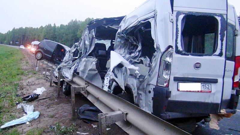 Суд приговорил 61-летнего водителя микроавтобуса, по вине которого погибли два человека, приговорили к 3 годам лишения свободы