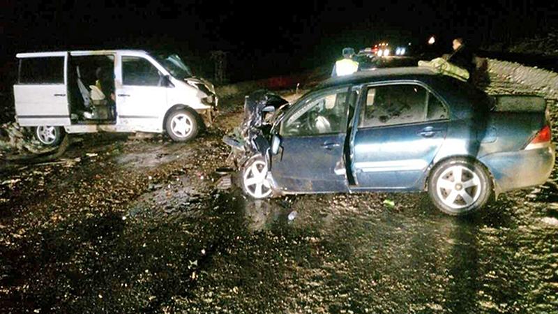 Четыре человека пострадали в ДТП на вологодской трассе