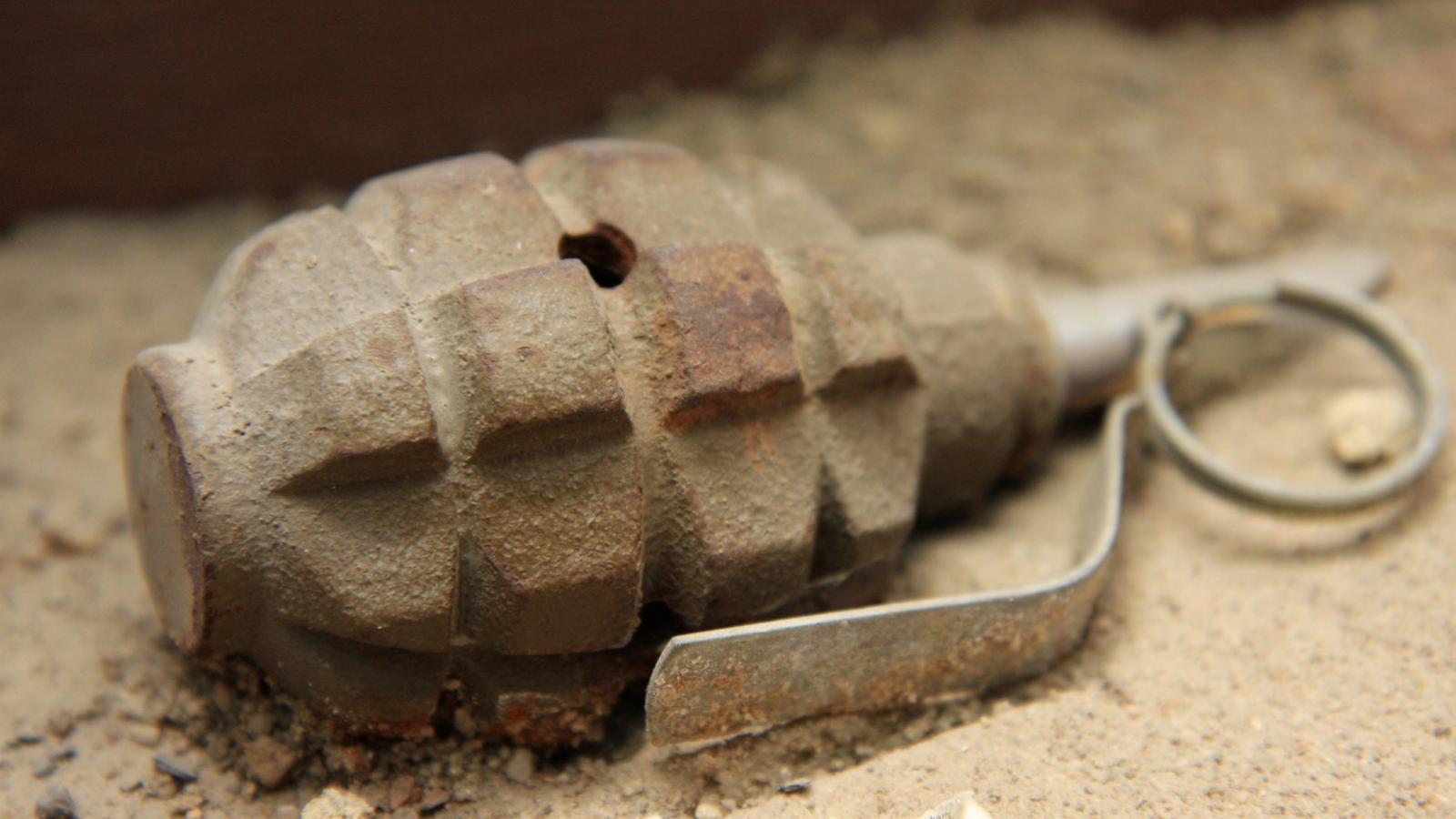 В Бабаево мужчина нашел в своем полу гранату времен Великой Отечественной войны