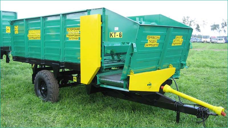 В вологодском совхозе тракториста насмерть зажало в кормораздатчике