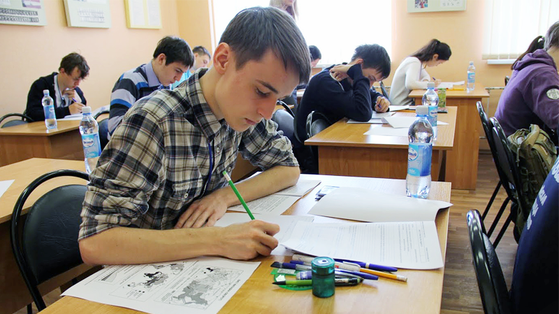 75 школьников отправятся на заключительный этап Всероссийской олимпиады