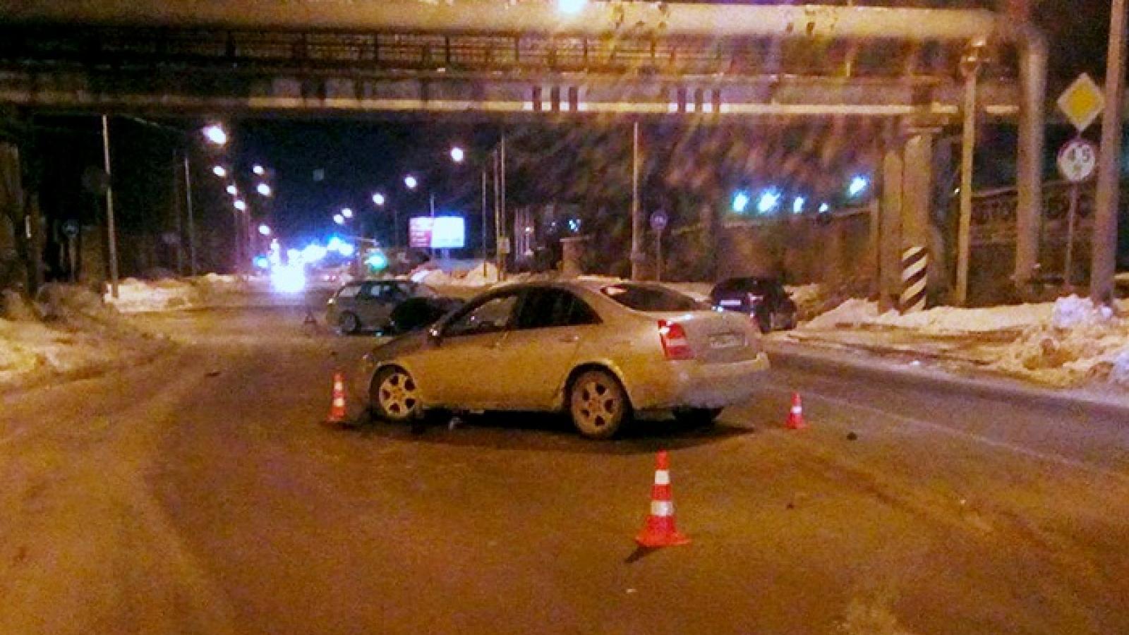 В ДТП с пьяным водителем в Вологде пострадали два человека