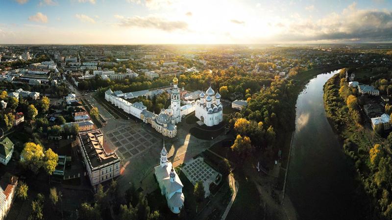 Вологда вошла в десятку самых популярных городов России для отдыха в мае