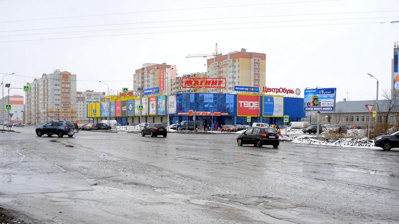 На перекрестке улиц Северная-Карла Маркса будет организовано круговое движение