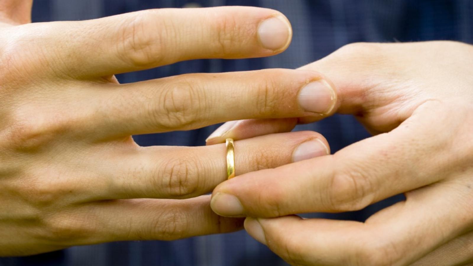 Процент разводов на Вологодчине выше, чем средний по России