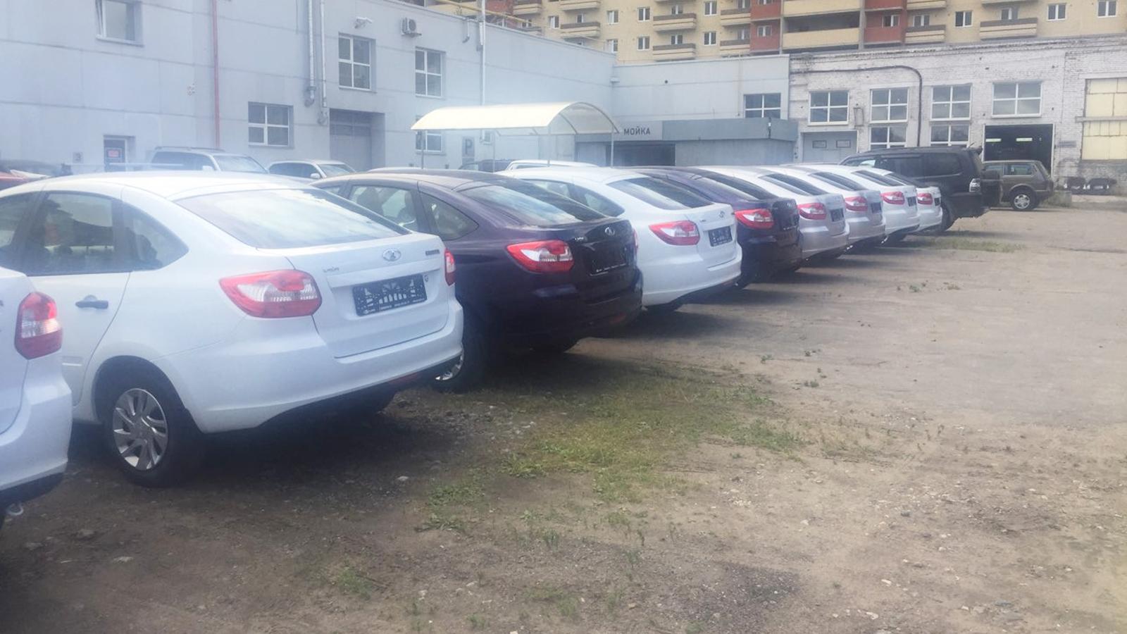 10 пострадавших на производстве вологжан получили ключи от новых автомобилей