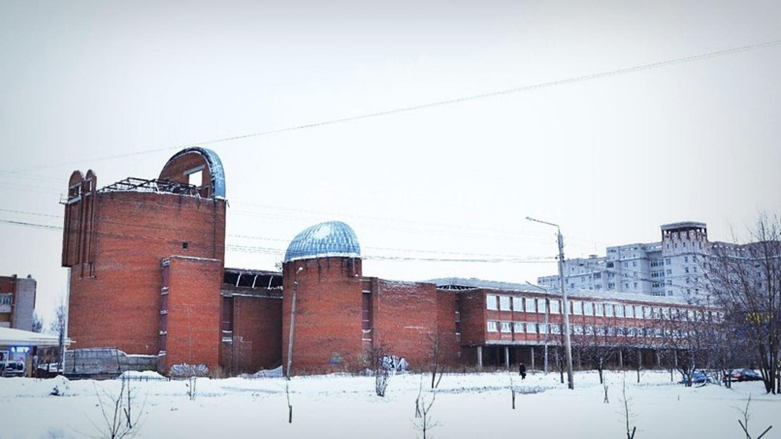 В Вологде появится еще один торговый центр и бассейн