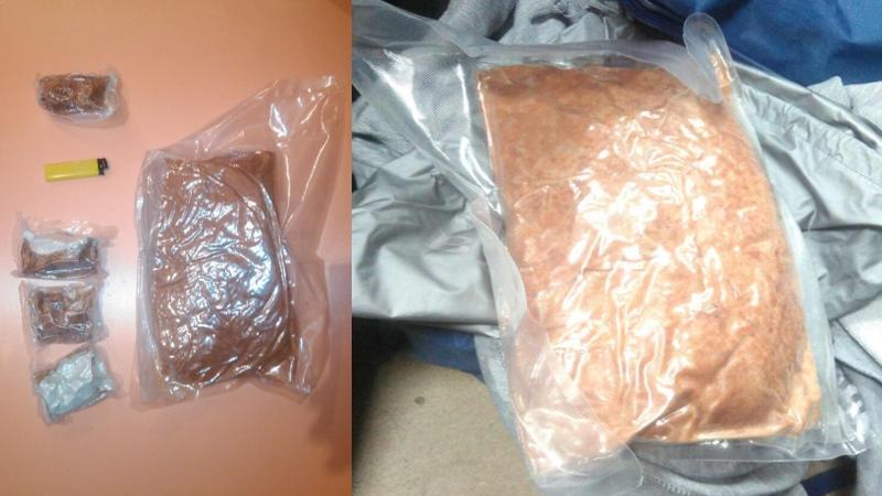 Двое вологжан прятали почти 2 кг амфетамина в баночках из-под детского питания