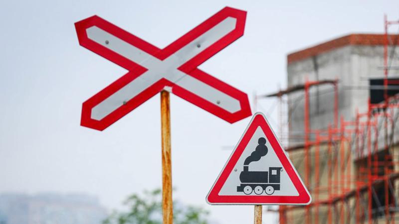 14 февраля в Вологде будет частично закрыт железнодорожный переезд на проспекте Победы