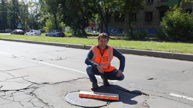 Дороги на Преминина и Можайского подрядчик должен привести в порядок до 1 июня