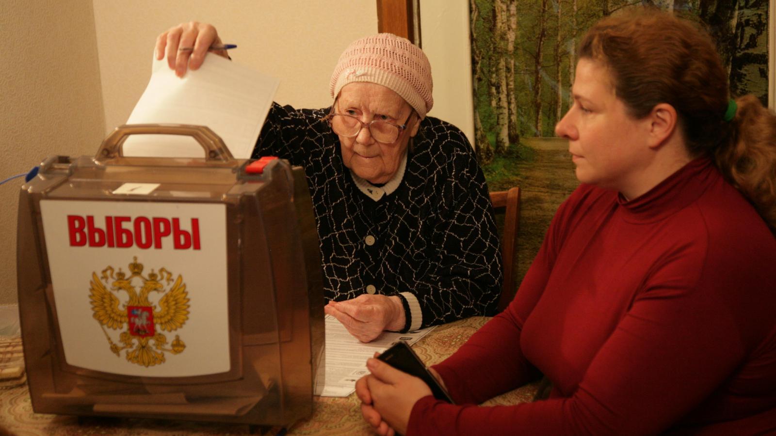 Заболевшие вологжане смогут отдать свой голос на выборах, не выходя из дома