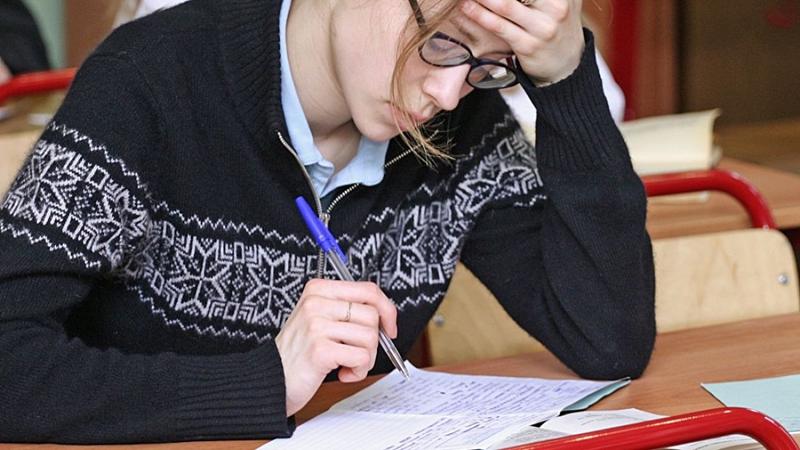 Пятерых выпускников отстранили от написания сочинения
