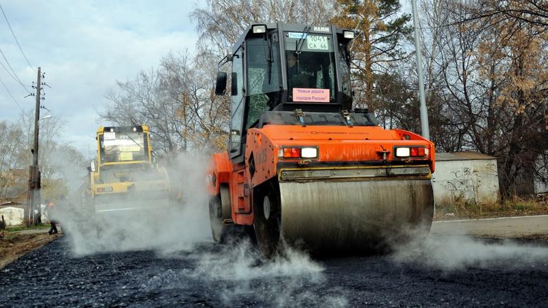 Ремонтные работы на Окружном шоссе взяли под общественный контроль