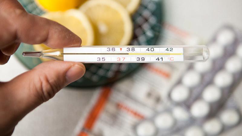 За первые два месяца 2017 года на Вологодчине ОРВИ заболели 102 770 человек