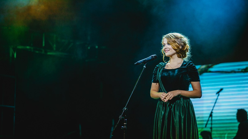 Вологжанка Ася Фатеева стала лауреатом фестиваля «Российская студенческая весна - 2017»