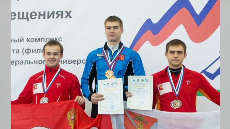 «Бронзовые» медали завоевали вологжане на Всероссийских соревнованиях по спортивному туризму