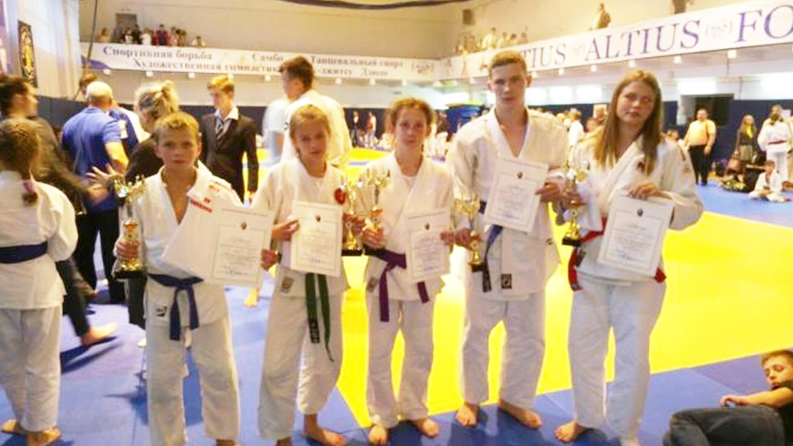 Вологодские спортсмены показали отличный результат на всероссийском турнире по джиу-джитсу