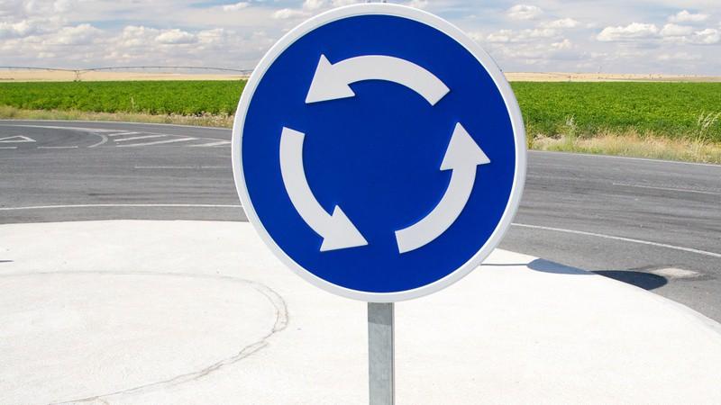 На пересечении улицы Конева и Окружного шоссе в Вологде организуют круговое движение