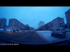 В Вологде горит грузовик