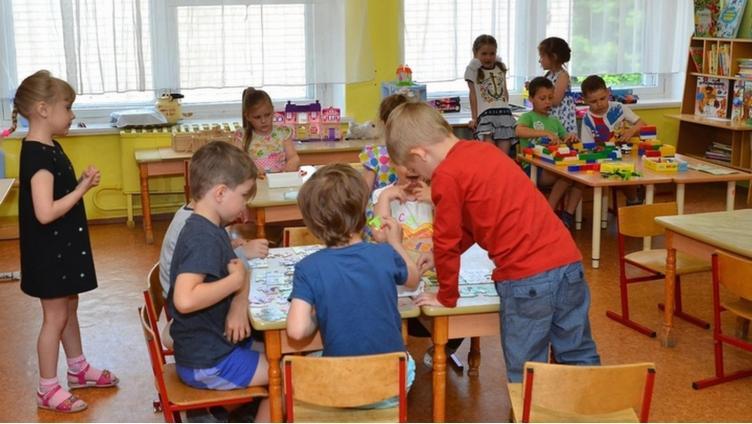 Места в детсады Вологды получили еще 265 детей