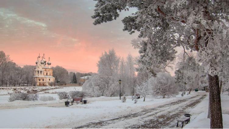 Прогноз на неделю: небольшое потепление, а потом снова морозы