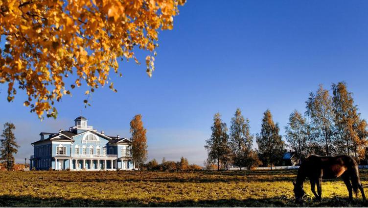 В Череповце яхт-клуб и гостиницу построят рядом с усадьбой Гальских