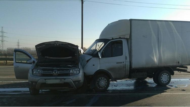 В ДТП под Вологдой пострадало 2 пенсионера