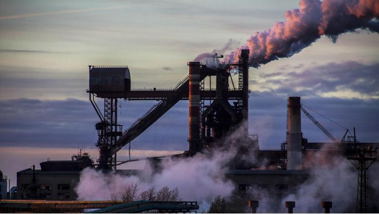 Северсталь снизит выбросы в воздух загрязняющих веществ