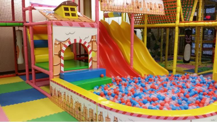 На вокзале Вологды появится детский игровой городок