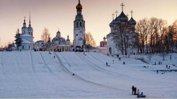 В Вологде разрешили выходить на лёд