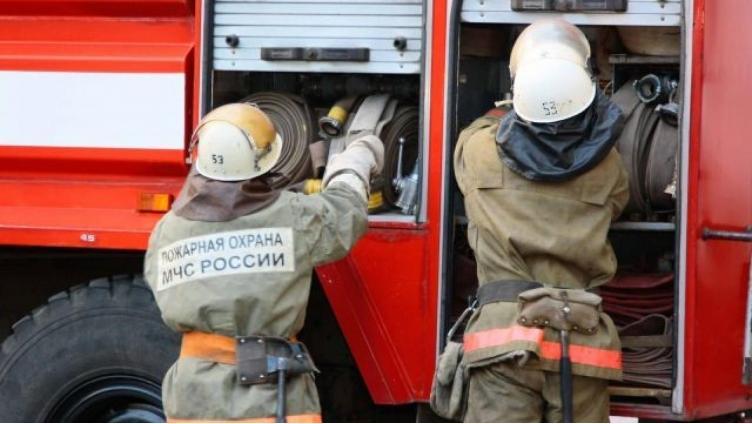 В Вологде загорелась квартира на ул. Дальняя