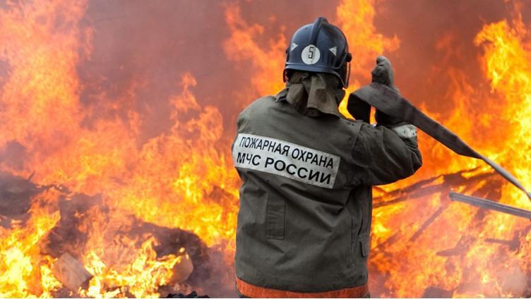 Трагический пожар в Соколе
