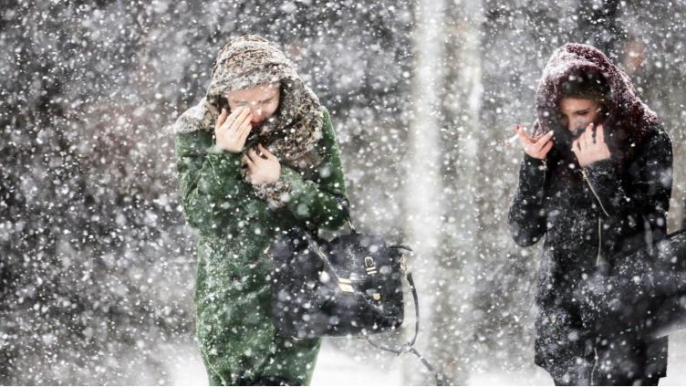 В ближайшее время на территории региона ожидается резкое ухудшение погоды
