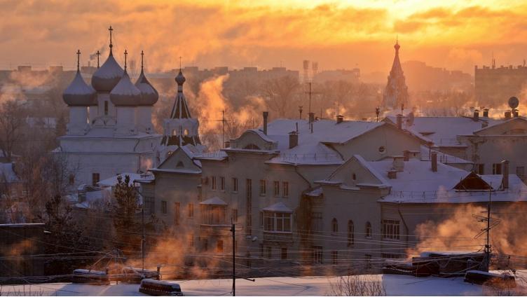 Крещенские морозы: прогноз погоды на неделю