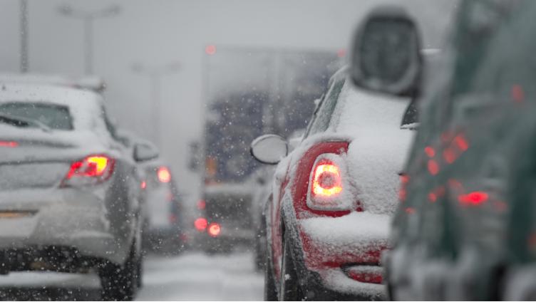 ГИБДД советует водителям быть осторожнее на дорогах