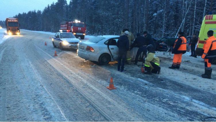 В Вологодской области за год в ДТП погибло 62 человека